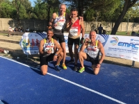 European Masters Athletics Championship 2019 in Venedig